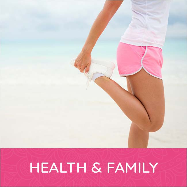 Articles: Health & Family