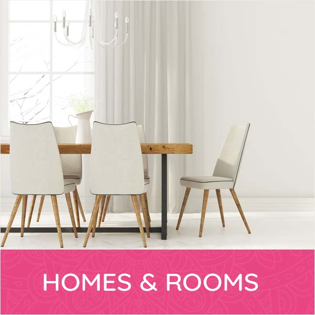 Artciles: Homes & Rooms