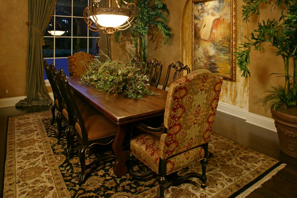 Dining Room Feng Shui Make Your Holidays Happier Red