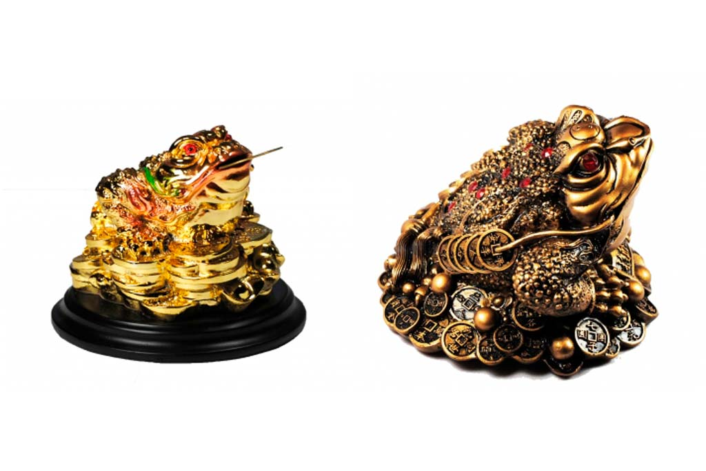 Change Your Money Luck With The Feng Shui Three Legged Toad Red