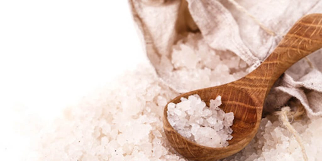 the positive and negative role of salt in feng shui | red lotus letter