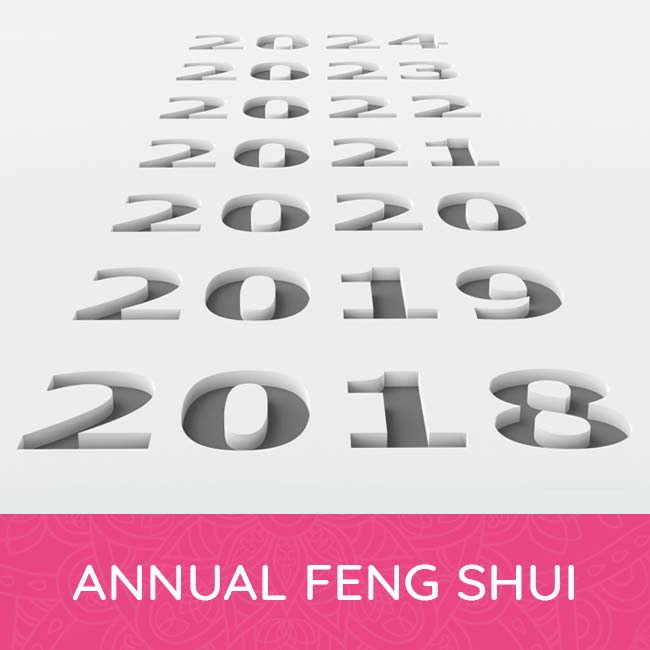 Articles: Annual Feng Shui
