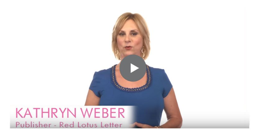 Feng Shui Wealth | Red Lotus Letter | Kathryn Weber